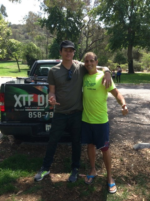 Xtreme Fun with Tom DeLonge (Blink 182)