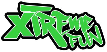 Xtreme Fun logo